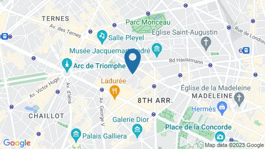 Hotel Elysia Map