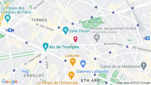 Pley Hotel Map