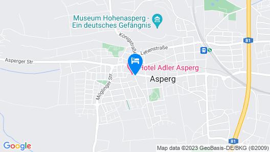 Ringhotel Adler Map