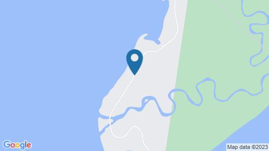 McLachlan Mountain Bay Cottage Map