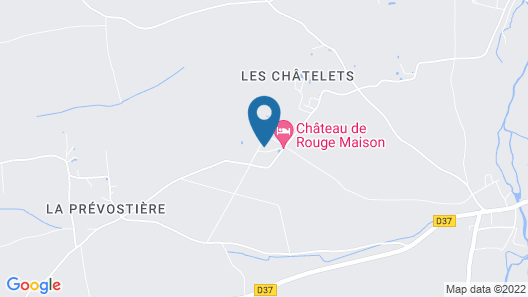 Rouge Maison Map