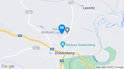 Ferienwohnung Gundacker Map