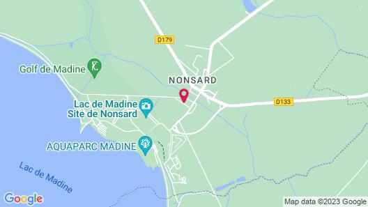 Les Nuits Insolites de Madine Map