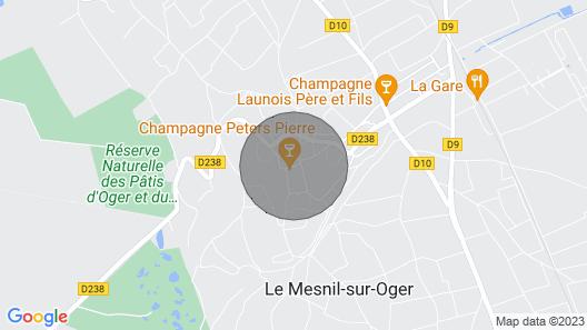 Gites Saint Nicolas Map