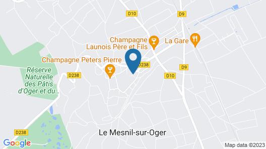 Launois Jean-Pierre Map