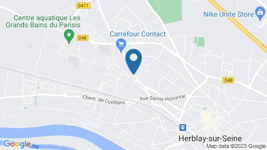 Cuena Map