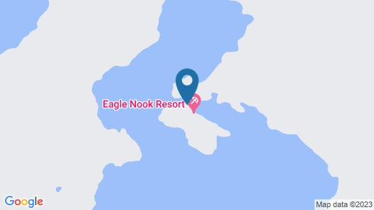 Eagle Nook Resort Map