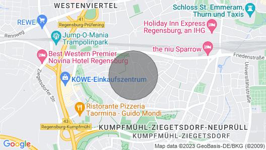 Rooftop-regensburg Shared Flat Map
