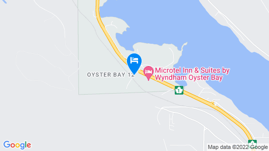 Microtel Inn & Suites by Wyndham Oyster Bay Map