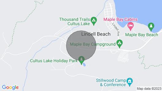 Your Cozy Little Cottage Map