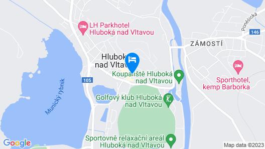 Podhrad Map