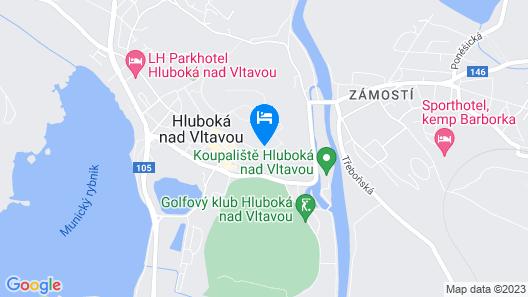 Hotel Stekl Map