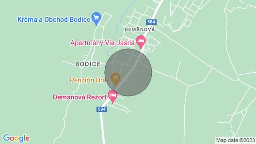 Family Tree House Demanova Map