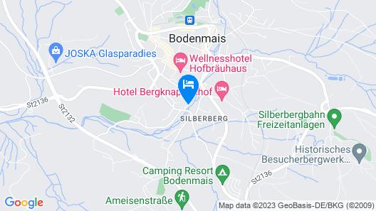 Ferienhotel Rothbacher Hof Map