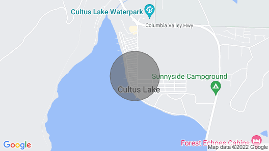 Stunning Lakeside Cabin Retreat Map