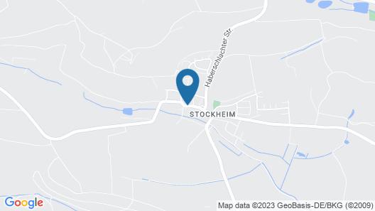 Gästehaus Novotny Map