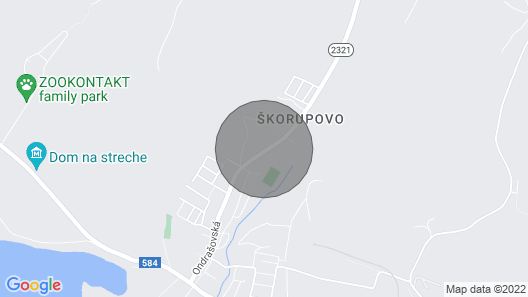 Villa Familie Lienka Tatralandia Chopok Map