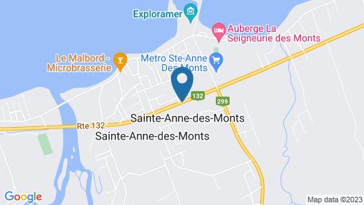 Hôtel & cie Map