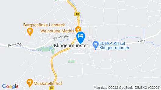 Stiftsgut Keysermühle Map