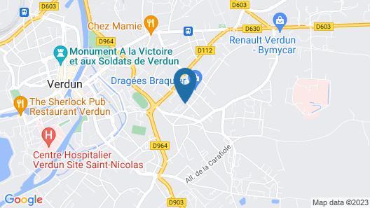 La Dragée Hôte - Chambres Chez L'habitant Map