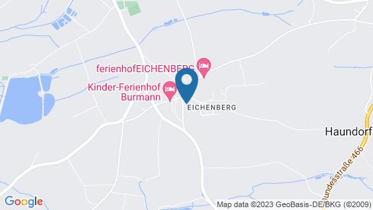 Ferienhof Weydringer Map