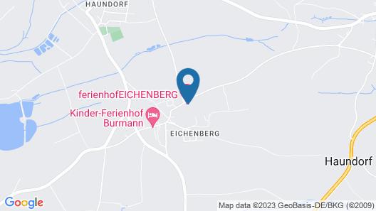 Ferienhof Eichenberg Map