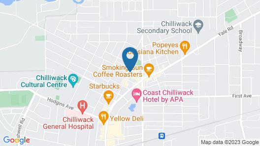 Royal Hotel Map