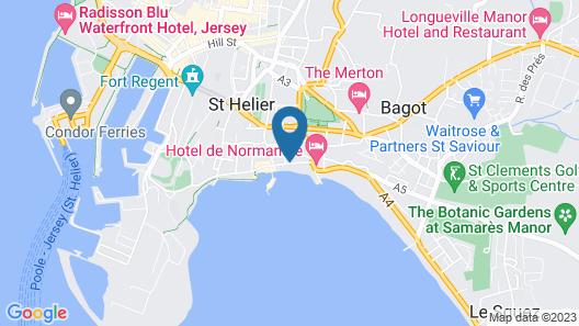 Ommaroo Hotel Map