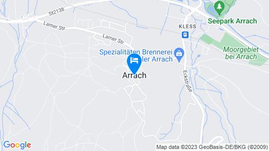 Feriendorf am Hohen Bogen Map