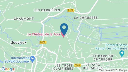 Château de La Tour Map