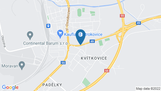 Hotel Rottal Map