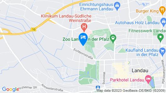 Butenschoen-Haus Map
