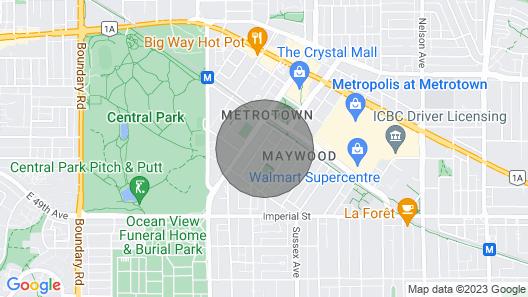 Brand new Apartment Merotown 8 Map