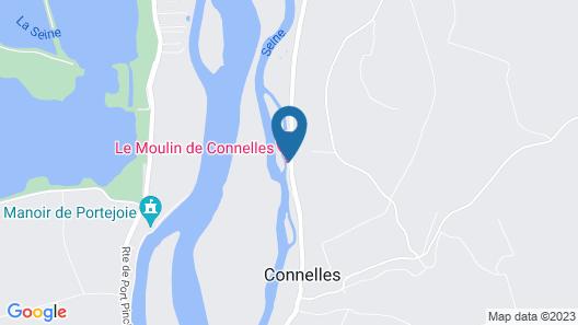 Karma La Residence Normande Map