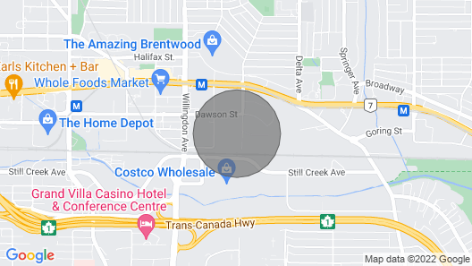 Pprm Bronze Brentwood Centre 2BD & 2bath Condo17 Map