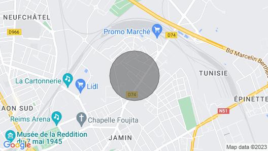 Chez Léon, Petit nid Douillé Map