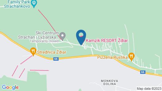 Penzión Michal *** Map