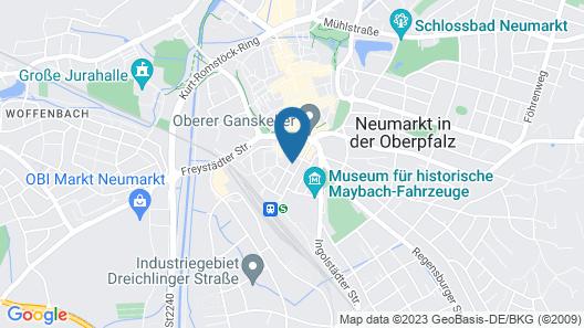 Boardinghouse Neumarkt Alte Schule Map