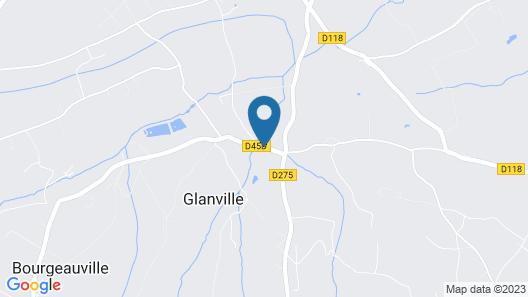 B&B du Clos Devalpierre Map
