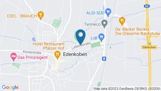 Gutshof Ziegelhuette Map