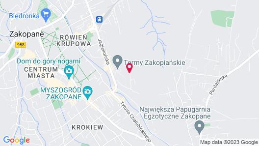 Centrum Konferencyjno- Rekreacyjne Geovita Map