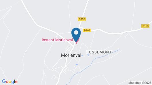 L'instant Morienval Map