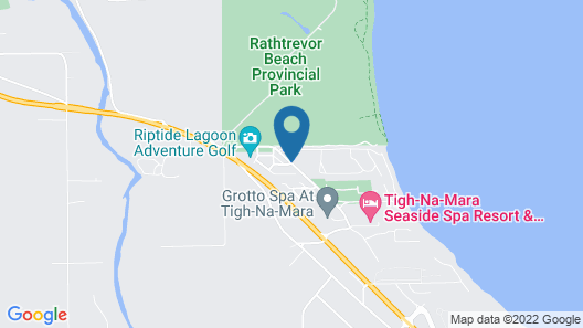Oceanside Village Resort Map