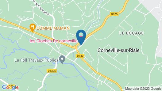 Les Cloches de Corneville Map