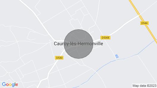 La Grange de Séverine Map