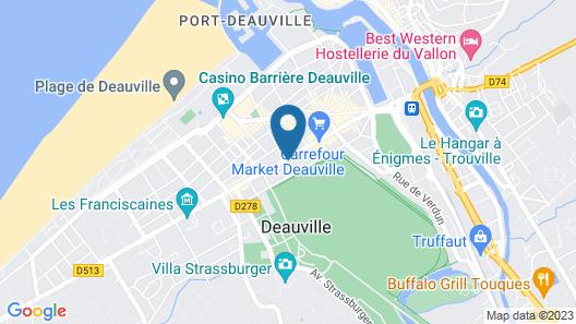 Villa 81 Map