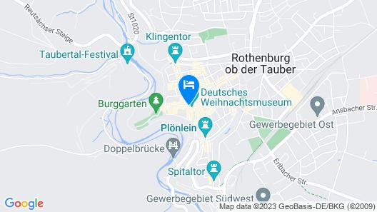 Eisenhut Map