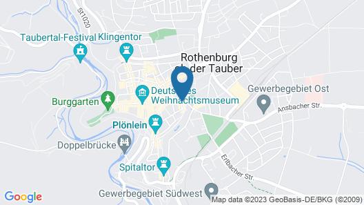Hotel Zum Breiterle Map