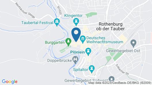 Hotel Herrnschloesschen Map