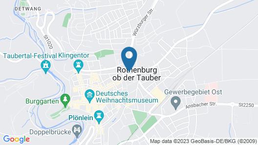 Mittermeiers Alter Ego Map